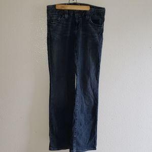Gap dark wash women's jeans